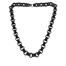 Rara Avis by Iris Apfel Resin Circle Link Necklace