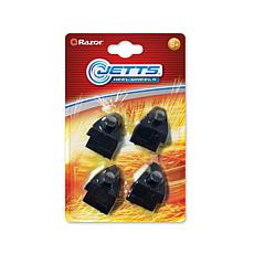 Razor 4pk Jetts Spark Replacement Heel Pads for Wheels