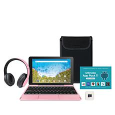 """RCA 10"""" Android 32GB Tablet with Keyboard and 32GB SD Card"""