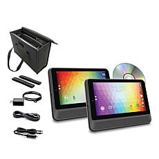 """RCA 10.1"""" HD 16GB Tablet & DVD Player Combo with 10"""" HD Tablet"""