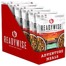 Readywise Backcountry Wild Rice Risotto Case of 6