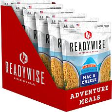 Readywise Golden Fields Mac & Cheese Case of 6