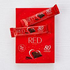 Red Chocolate 24-count Grab and Go Bars