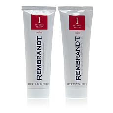 Rembrandt® Intense Stain Whitening Toothpaste 2-pack