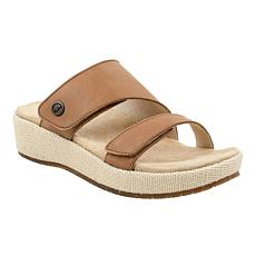 Revitalign Breakwater Wedge Slide Sandal