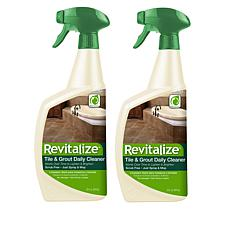 Revitalize 32 oz. Tile and Grout Daily Cleaner 2-pack