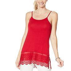 Rhonda Shear 2-pack Layering Camisole