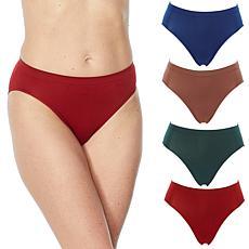 Rhonda Shear 4-pack Original Ahh Panty