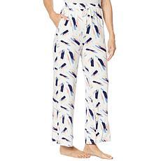 Rhonda Shear Pull-On Knit Drawstring Lounge Pant