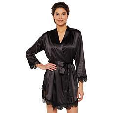 Rhonda Shear Tie Front Robe