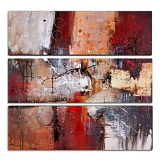 Rio 'Cube Abstract V' Multi-Panel Art Collection