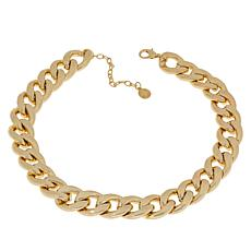 "R.J. Graziano 17-1/2"" Curb-Link Curb-Link Necklace"
