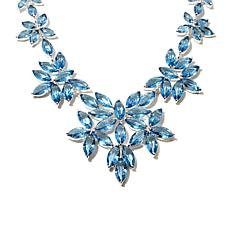 """Roberto by RFM """"Giardinetto"""" Floral Necklace"""