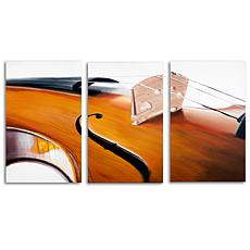 Roderick Stevens 'Music Store II' Multi-Panel Art Colle