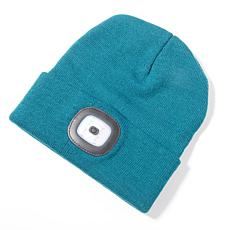 ROQ Innovation Rechargeable LED Beanie