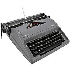 Royal Epoch Manual Typewriter - Gray