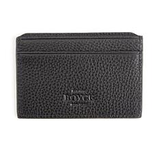 Royce Leather Personalizable RFID Executive Card Case