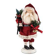 Rupert Santa Figurine