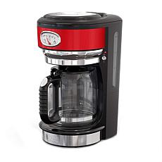 Russell Hobbs Retro-Style 8-Cup Coffeemaker - Red