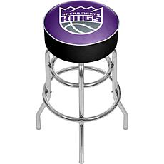 Sacramento Kings NBA Padded Swivel Bar Stool