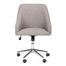 Safavieh Adrienne Swivel Office Chair