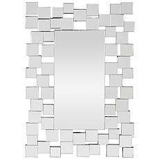 Safavieh Aldon Geometric Squares Mirror