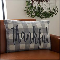"Safavieh Be Thankful 16"" x 24"" Pillow"