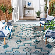 Safavieh Courtyard Aidan 8' X 11' Indoor/Outdoor Rug
