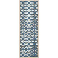 "Safavieh Courtyard Skye 2'-3"" x 6'-7"" Indoor/Outdoor Rug"