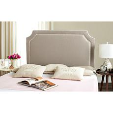 Safavieh Dane Oyster White Headboard - Queen