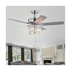 "Safavieh Dresher 52"" Ceiling Light Fan"