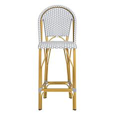 Safavieh Ford Indoor/Outdoor French Bistro Stacking Barstool