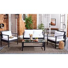 Safavieh Garnen 4-Piece Living Set