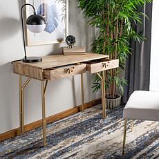 Safavieh Lily 2-Drawer Desk
