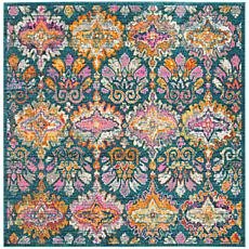 "Safavieh Madison Ember Rug - 6'7"" x 6'7"" Square"