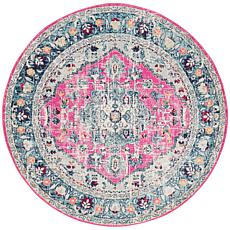 "Safavieh Madison Higgins 6'-7"" x 6'-7"" Round Rug"
