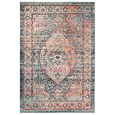 Safavieh Merlot Mildred Round Rug - 4' X 6'