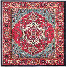 Safavieh Monaco Petunia Rug - 5' x 5' Square
