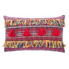 "Safavieh Nabbi 12"" x 18"" Pillow"