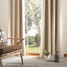 "Safavieh Nealonia Window Panel - Ivory - 52"" x 96"""