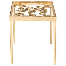 Safavieh Otto Ginko Leaf Side Table