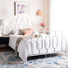 Safavieh Paloma Metal Retro Bed - Full