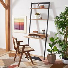 Safavieh Pamella 2-Shelf Leaning Desk