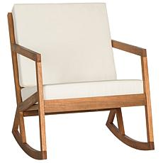 Safavieh Vernon Rocking Chair - Eucalyptus Wood