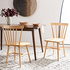Safavieh Winona Spindle Dining Chair 2-pack
