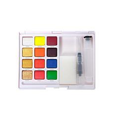 SAKURA Koi Watercolors Set 12 Creative Art Colors
