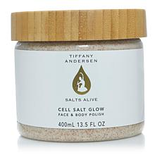 Salts Alive Cell Salt Glow Face and Body Polish