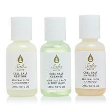 Salts Alive Mineral-Rich Travel Kit