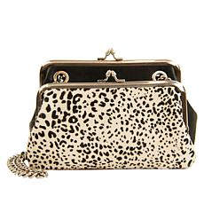 Sam Edelman Cecilia Mini Haircalf Shoulder Bag