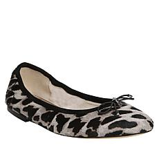Sam Edelman Felicia Brahma Leather Ballet Flat